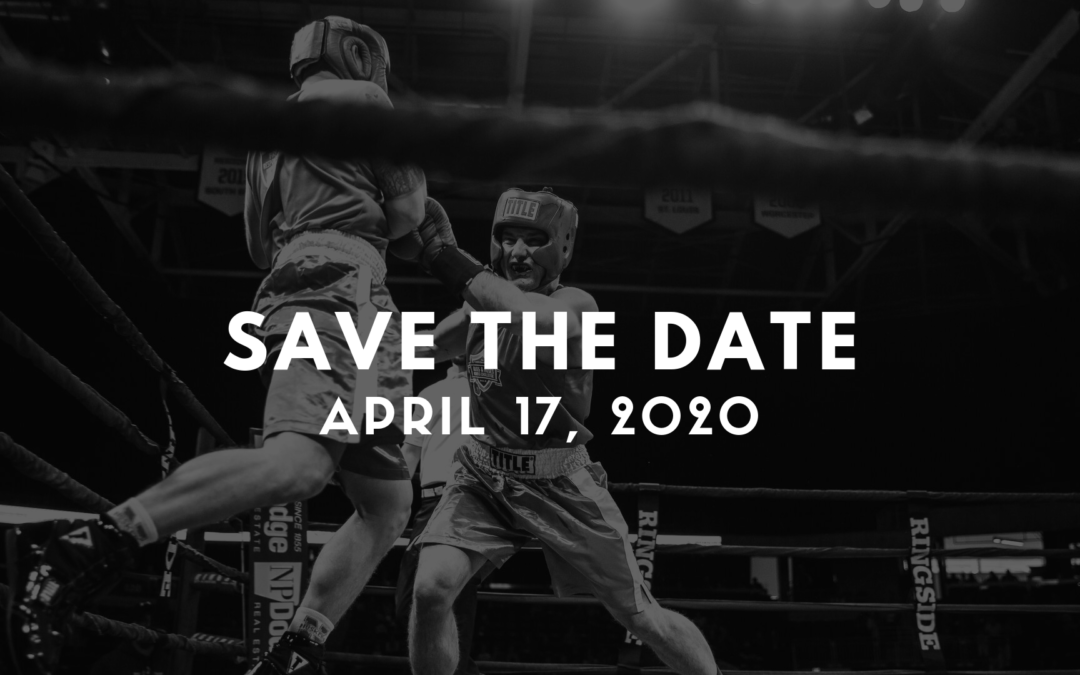 Save the date: Guns & Hoses is Friday, April 17th, 2020 at Baxter Arena!